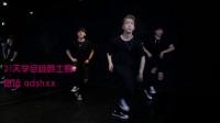 深情爵士舞经典曲Fallin`out,韩国舞蹈教学视频女生