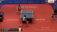 2017年世青赛 女团 半决赛 日本vs韩国 第三盘 长崎美宇vs申玉彬 乒乓球比赛视频 完整 微拍福利www-87yy-tv