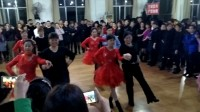 宁乡市舞厅舞 交谊舞 邱老师舞蹈会所 探戈表演