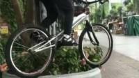 攀爬自行车8