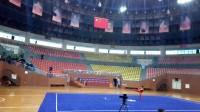 2017重庆市涪陵区中小学生武术比赛南棍第二名