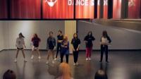 【ALiEN舞室】超帅爵士舞Finesse,韩国舞蹈教学视频女生