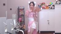 冯提莫版春丽秀, 一段可爱的C哩C哩舞