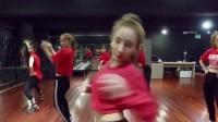 动感节奏爵士舞Player,韩国舞蹈教学分解动作