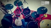 缝纫机乐队  《塑料袋》+《都选C》  Drum cover.       From大川!