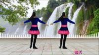 2017最新恰恰舞   蓝天云广场舞 恰恰 《三分爱情七分骗》附教学口令