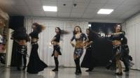 河南洛阳艾尚娜娜肚皮舞年度最火爆舞蹈《C哩C哩》