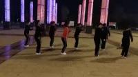 宜兴海安广场舞《兔子舞》2017 12 21