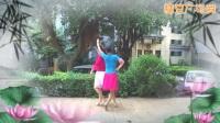 廣場交誼舞平四對跳 中老年公園雙人舞簡單的一看就會_高清