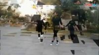 广场舞鬼步舞风吹麦浪 乌兰图雅广场舞鬼步舞舞视视频 广场舞鬼步舞视频大全步慢_标清