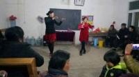 滁州市定远县张桥镇陈户村胜利教堂,美女们演出舞蹈相思美广场舞