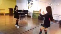 萌翻了 湖南长沙女孩刘戴恩跳C哩C哩舞蹈