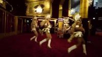 妖娆大叔百老汇风高跟爵士舞Telepathy,适合女生跳的舞蹈帅气