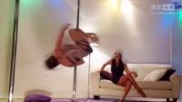 钢管舞诱惑:欧美丁字钢管舞.