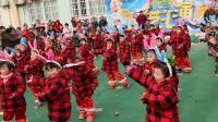 2018瓦疃中心幼儿园文艺演出中班 《兔子舞》