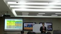 许愿老师在华为大学的《企业财务分析与精细化管理暨沙盘演练》课程片段