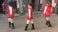 祁阳县进宝塘街女子歌舞队一爵士拐杖舞