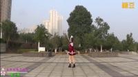广场舞《 兔子舞 》侧面分解