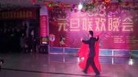 丰县中阳交谊舞协会-于修平,齐彩秋老师--慢四