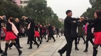 二区舞友庆元旦(北京平四)