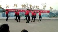 沙河驿中心广场舞蹈队表演串烧c哩c哩