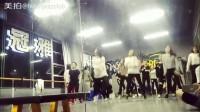 广州冠雅爵士舞基础入门培训c哩c哩舞蹈教学