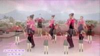 吉特巴广场舞(加长版)-同船共度岁岁年年(海棠依旧)五洲音视心走天涯制作