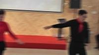 海门市老年大学2017交谊舞1、2 班全体师生联谊活动