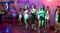 夜店高跟美腿美女热舞