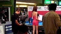 车模重磅推荐美女写真视频-超短裙台球MM小雪官媚直播