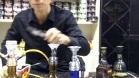 树的烟具,水烟视频307-中邦水烟壶 zobo迷你壶小号壶双管 多功能 精美泡沫包装 香烟 烟草 阿拉伯水烟膏都可以用 教程视频分享
