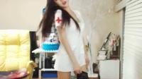 深夜绅士福利之韩国美女主播阿英护士装诱惑热舞