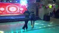 通辽市老年大学摄影系,摄影人QQ群新春联欢会,拉丁舞《伦巴》