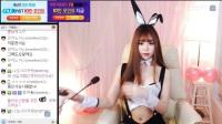 韩国美女主播热舞人体