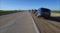 骑行7天横跨加州