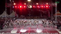 【51人壮观齐舞】艺爵士舞嘉年华表演,韩国舞蹈