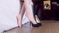 台湾美腿腿模beautyleg微信号mmsp22 性感长腿美女高清视频极品丝袜情趣诱惑黑丝吊带_标清