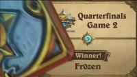 1.20 Frozen vs Sintolol 4分之1决赛 2018炉石传说世界锦标赛总决赛