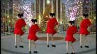 大塘白玫瑰广场舞【C哩C哩】神曲流行舞   制作白玫瑰