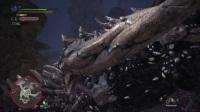 PlayStation官方演示《怪物猎人 世界》骨锤龙讨伐