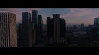 曼谷对深圳 - 中国,泰国 - 亚洲城市天际线2017年 - 1.1(Av1