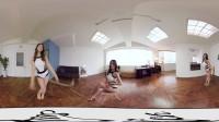 韩国性感火辣诱惑泳装内衣美女模特(360 VR) 超清无码VR