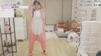 韩国女主播热舞女主播学生装BJ果实跳舞