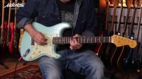 电吉他经典的芬达音色 Fender Custom Shop 1963 Journeyman Relic Strat