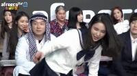 韩国钢管舞舞台表演热舞-女主播热舞