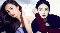 赵丽颖与杨幂两个美女照片,同档新剧出炉,相爱相杀谁更火?