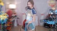 韩国美女主播热辣电臀舞,诱惑至极 猴配女人