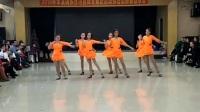 女子八人组恰恰舞