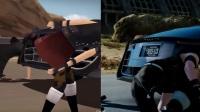 《最终幻想15》口袋版与原版对比视频