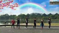云南省昭通彝良县广场舞《众人划桨开大船》鬼步舞教学 鬼步舞侧点教学